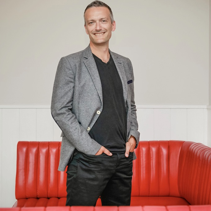 Steven Taylor, Chief Marketing Officer d'Accor