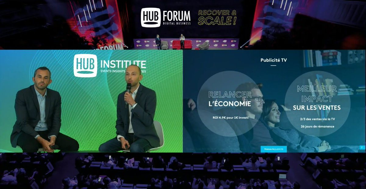 France TV au HUBFORUM 2020