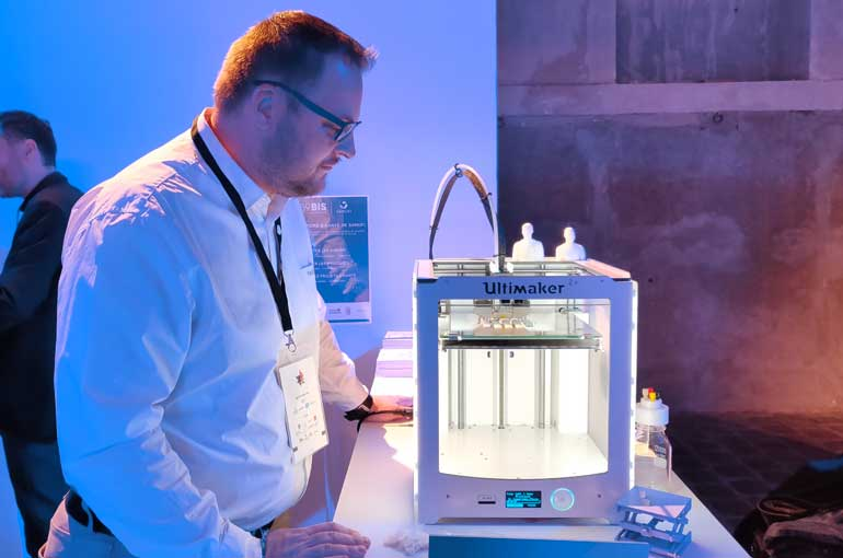 Sanofi Ultimaker