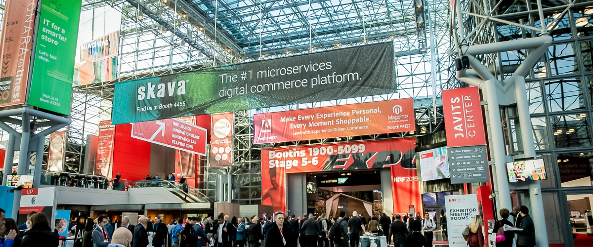 NRF 2019 : Le futur du retail est déjà là | HUB Institute