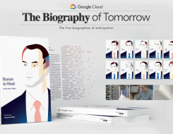 The biography of tomorrow - Herezie Group pour Google Cloud