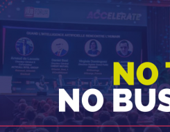 "[MANIFESTE] HUBFORUM Paris 2018 : ""No trust, no business"""