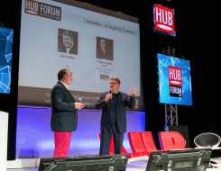 L'innovation selon Henri Seydoux ou le goût de l'aventure ! [HUBFORUM Replay]