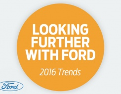 Tendances 2016 : Looking Further with Ford