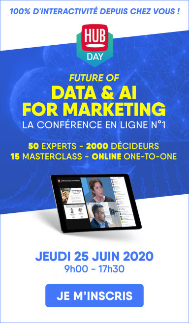 HUBDAY DATA & AI FOR MARKETING