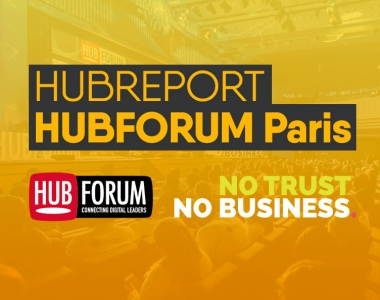 HUBREPORT HUBFORUM Paris 2018