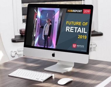 HUBREPORT Future of Retail & E-commerce 2019