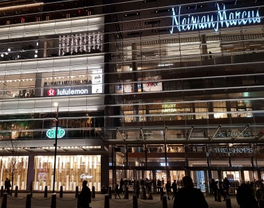 Le nouveau mall Hudson Yards à Manhattan