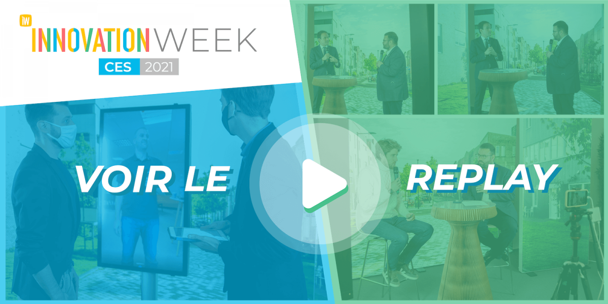 Replay CES Innovation Week 2021