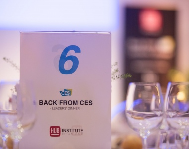 Predictions & CES 2018 Dinner