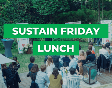 [Déjeuner networking] Sustain Friday