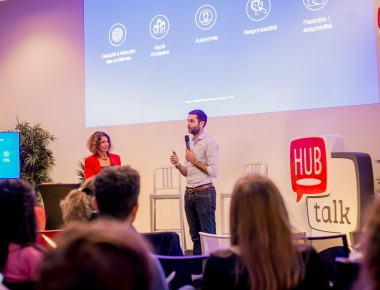 Hubtalk RH et mesure de performance