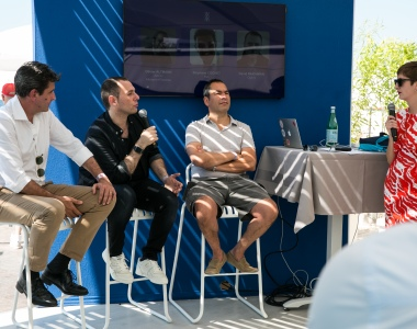 Cannes Lions 2018 Plage French Camp Cannes