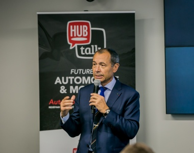 HUBTALK Future of Automotive & Mobility