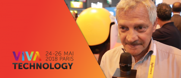 Experis IT (Manpower Group) @ VivaTech 2018