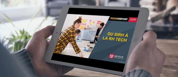 FOCUSREPORT DU SIRH À LA RH TECH