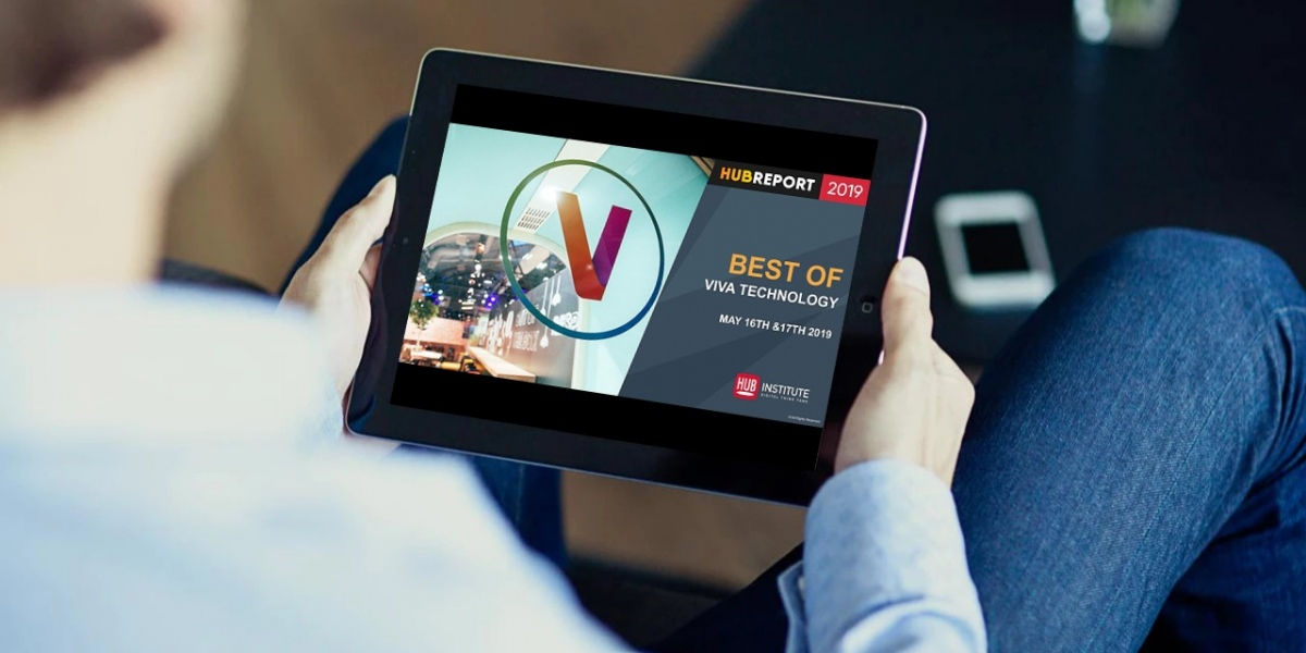 HUBREPORT Best of VivaTechnology 2019