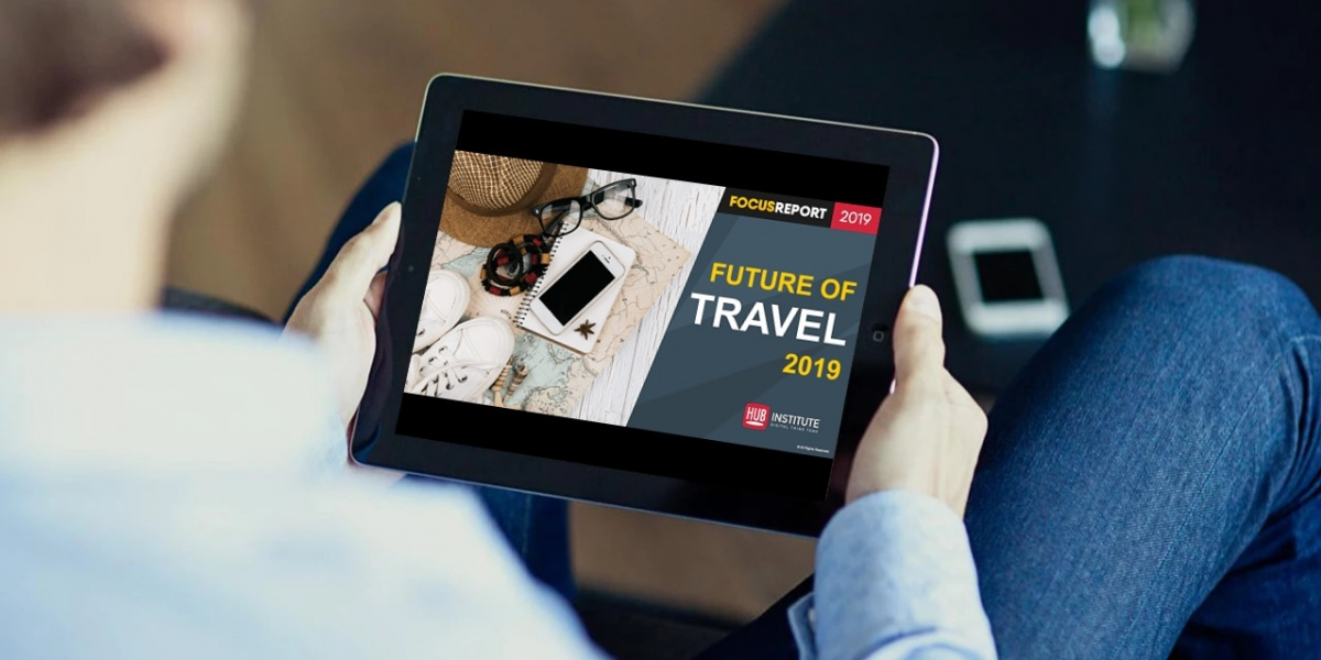 FOCUSREPORT FUTURE OF TRAVEL 2019