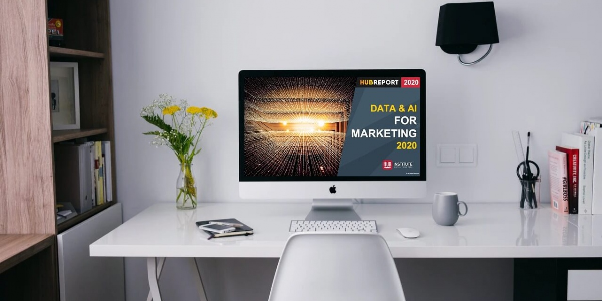 HUBREPORT DATA & AI FOR MARKETING
