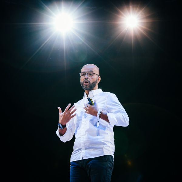 Mo Gawdat at HUB Institute