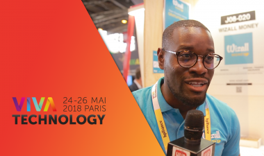 Wizall Money @ VivaTech 2018